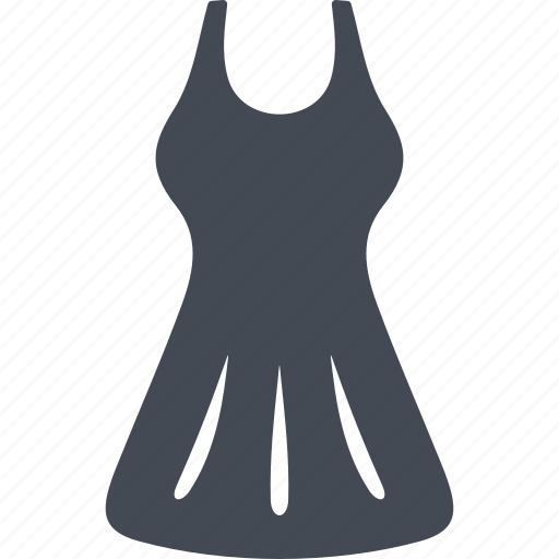 clothes, dress, fashion, sarafan, wear icon