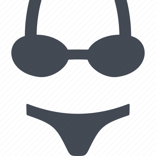 Clothes, underwear, bra, swimsuit, underpants icon - Download on Iconfinder