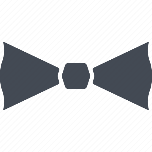 clothes, fashion, piece of clothing, the bow tie, wear icon