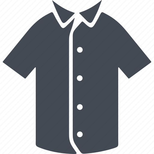clothes, clothing, fashion, summer shirt, wear icon