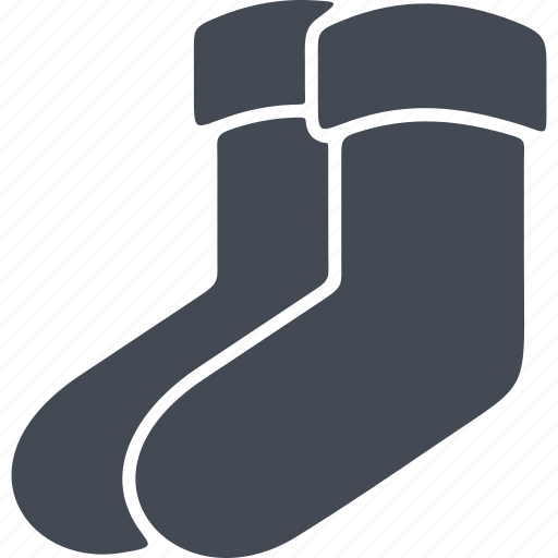 Clothes, socks, piece of clothing, wear icon - Download on Iconfinder