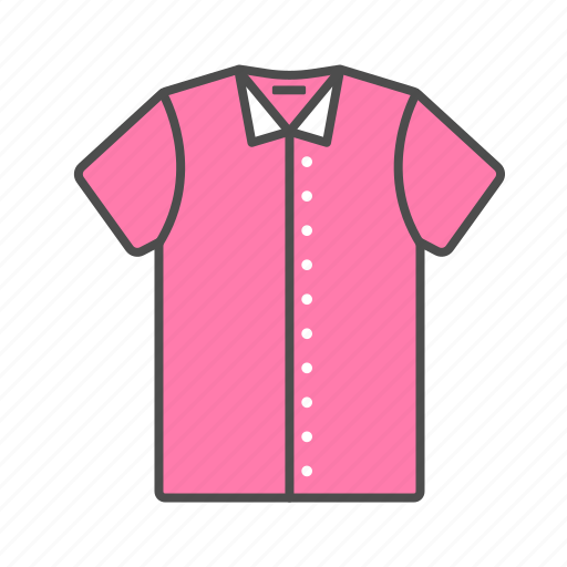 accesories, business, clothes, pink, shirt, shirt icon, swag icon