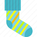 clothes, dress, footwear, shoe, shoes, sneakers, socks icon