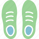 shoe, shoes, sneakers icon