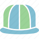 accessories, hat, snapback icon