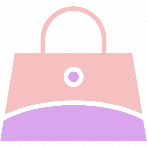 bag, hand bag, women bag icon