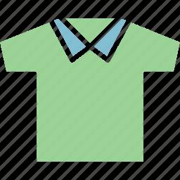 clothes, polo shirt, shirt icon