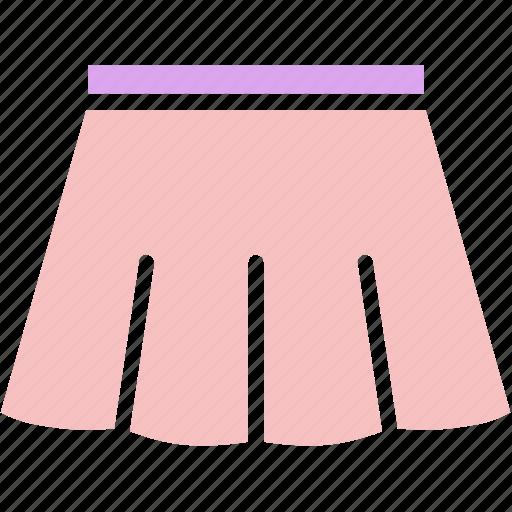 dress, female, skirt, women icon