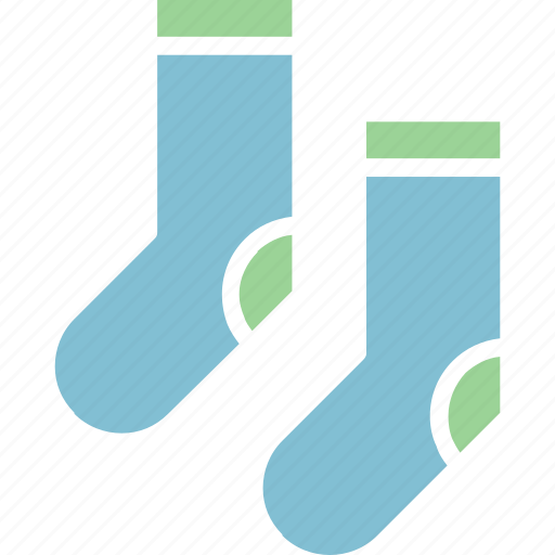 accessories, sock, socks, stocking icon
