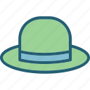 accessories, cap, fashion, hat icon