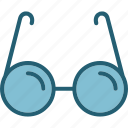 eyeglasses, fashion, glasses, sunglasses icon