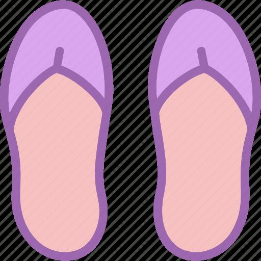 footwear, sandal, sandals, slippers icon