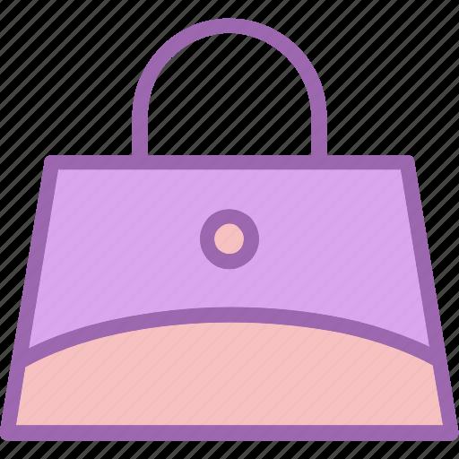 bag, hand bag, women bag icon