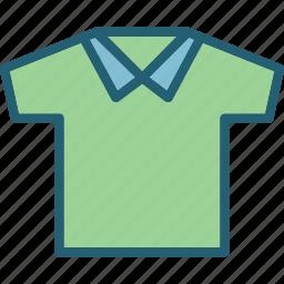 fashion, polo shirt, shirt icon