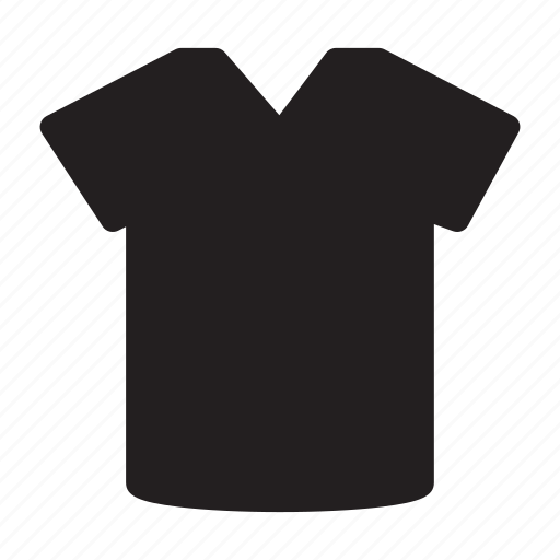 clothes, clothing, men, plain, style, tshirt icon