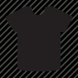 average, clothes, clothing, plain, style, tshirt icon