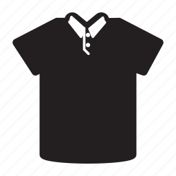 clothes, clothing, collar, man, style, tshirt icon