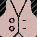clothes, fashion, fisherman, jacket, leisure, suit, suit jacket, wardrobe icon
