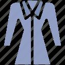 cloth, clothing, cold, dress, fashion, female, winter, woman icon