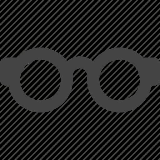 accessories, glasses, optics, sunglasses icon