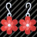 earrings, earrings jewellery, fashion, jewelry, ornaments icon