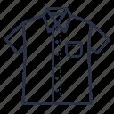 clothes, fashion, half, shirt