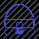 accessory, bags, black, clothes, dark, designer, gray, handbag, purse, small icon