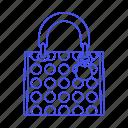 accessory, bags, black, clothes, designer, handbag, purse, small icon