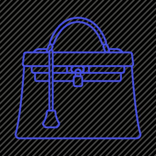 accessory, bags, clothes, designer, handbag, orange, purse, small icon
