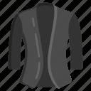blazer, clothing, formal wear, jacket, men suit, mens wear, waistcoat icon