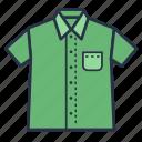 clothes, fashion, garments, half, men, shirt