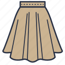 clothes, fashion, garments, skirt, women