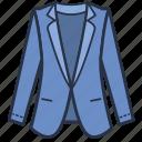 blazer, carporate, clothes, fashion, garments, women