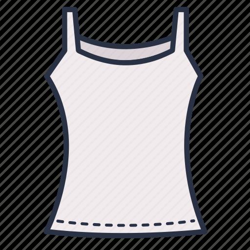 clothes, fashion, garments, tshirt1, undergarments, women icon