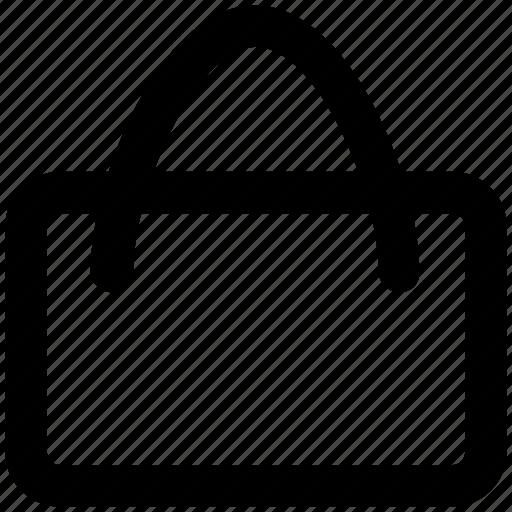 bag, hand bag, ladies handbag, ladies purse, purse, shoulder bag, woman hand bag icon