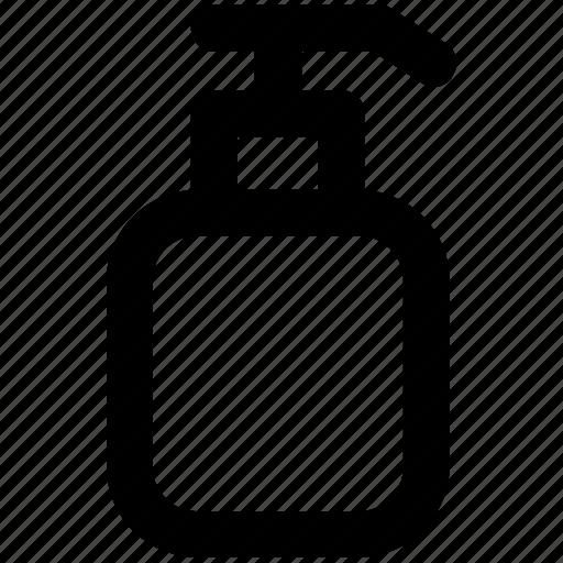 bath soap, body wash, foam dispenser, liquid soap, soap dispenser, soap foam icon