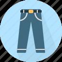 belt, clothing, long pants, male, pants, trendy, trouser icon