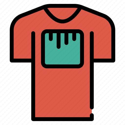 clothes, fashion, style, tshirt, wear icon