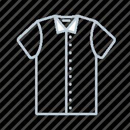 business, men, otline, shirt, shirt icon, summer, tshirt icon