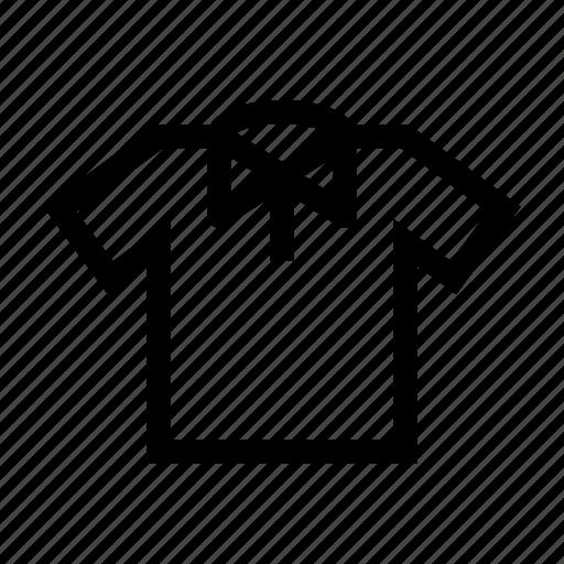 cloth, fashion, golf shirt, polo, polo shirt icon