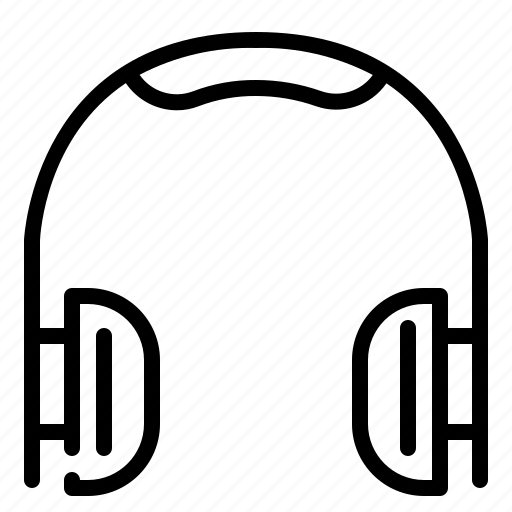 clothes, fashion, headphone, music, style, wear icon