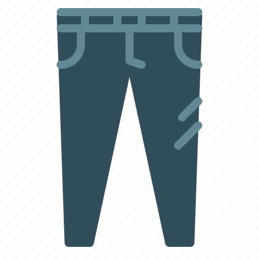 Clothes, fashion, style, trousesuit, wear icon - Download on Iconfinder