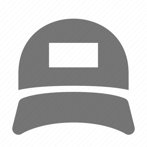 baseball hat, cap, hat icon