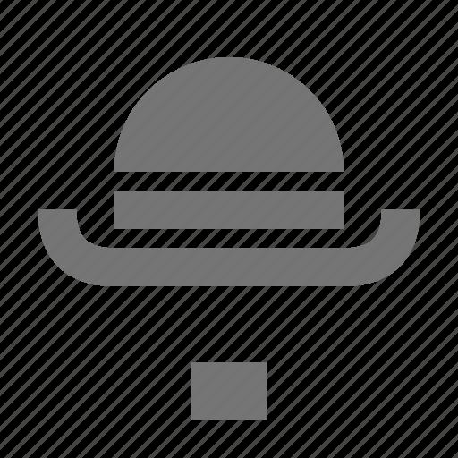charlie chaplin, hat icon