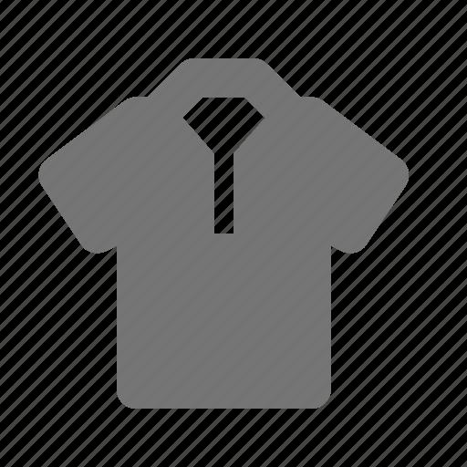 polo, shirt, top icon