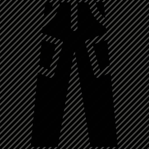 combat, golf, men, trouser, women, work icon