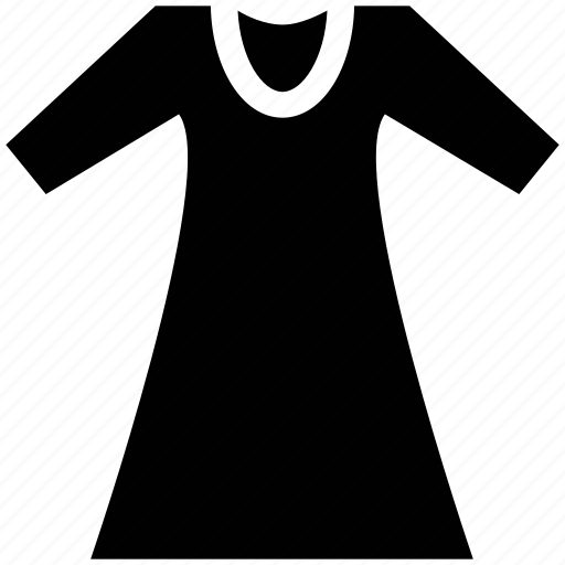 blouse, ladies, shirt, tunic icon