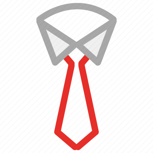 businessman, necktie, office, tie icon
