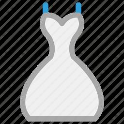 camisole, dress, halter, women's icon