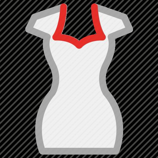 casual wear, dress, tunic, women's icon